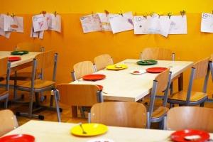 A kindergarten setting