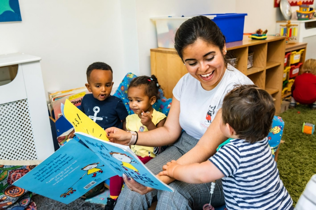 We have the highest quality staff who are all suitably qualified for early years childcare.
