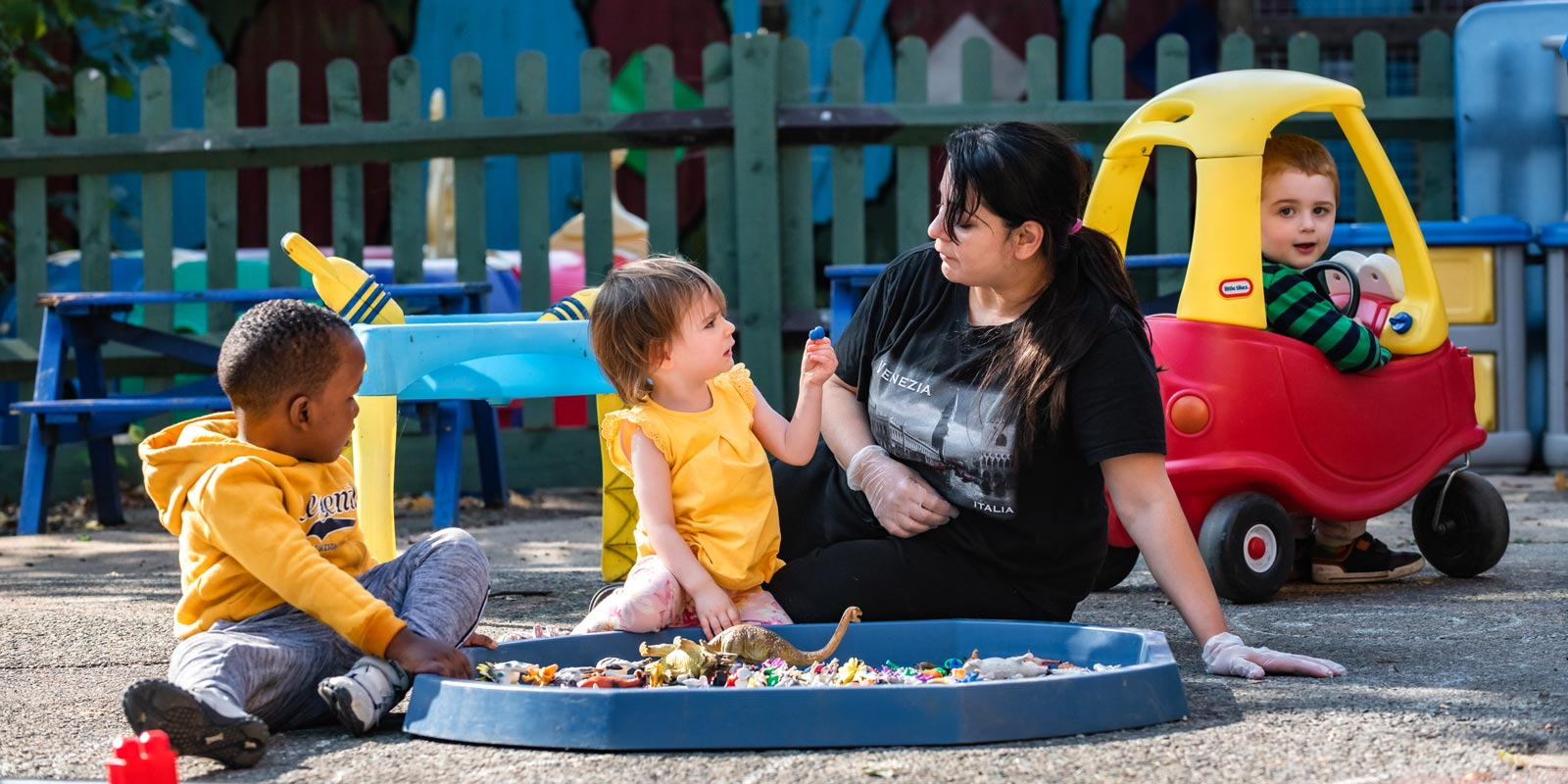 Welcome to Little Cedars Day Nursery & pre-school in Streatham, London SW16. We offer the highest quality childcare for babies & children under 5.