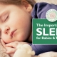 The importance of sleep for babies and toddlers