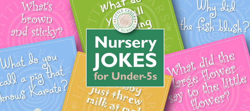 Nursery Jokes For Under-5s