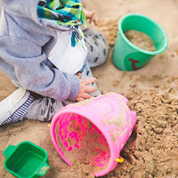 List of benefits of sensory play activities for early years children