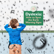 Dyslexia: how to spot the early warning signs