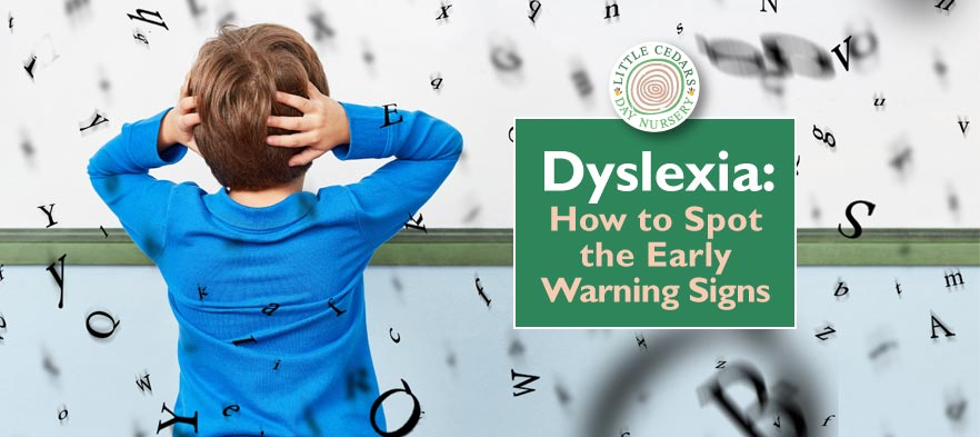 Dyslexia - How to Spot the Early Warning Signs