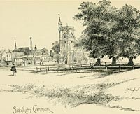Streatham lies on the Roman Road to the South Coast