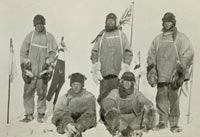 Henry Robertson Bowers, one of the explorers on the ill-fated Terra Nova exploration of the Antarctic with Scott of the Antarctic, lived in Streatham and attended Streatham High School for Boys