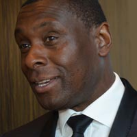 The actor and presenter David Harewood MBE also lives in Streatham
