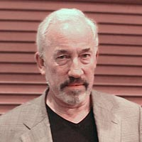 Simon Callow was born at Pinfold Road in Streatham in 1949