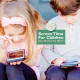 Screen time for children - how much is too much?